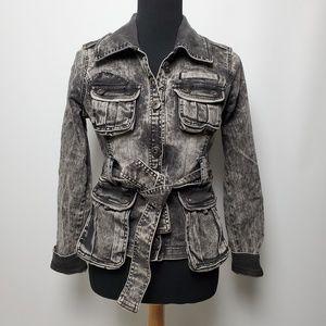 Sugarfly Women's Jean Jacket Size Small
